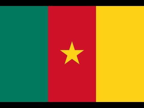 Флаг Камеруна.
