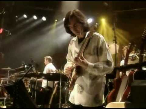 Mike Oldfield - The Watchful Eye & Jewel In The Crown (Live from London)