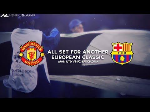 Manchester United vs FC Barcelona | 2019 Promo