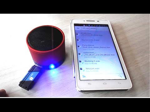 Bluetooth Speaker for Phone/Tablet & Laptop Unboxing & Testing