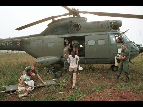 RAAF Doctor witness to Rwanda genocide