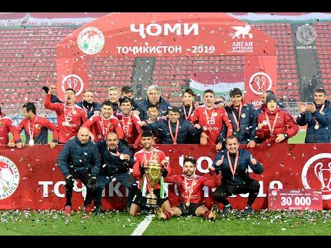 Tajikistan Cup 2019: FC Regar-TadAZ vs FC Istiklol - 1:1. On penalties 2:4 Full Match Highlights
