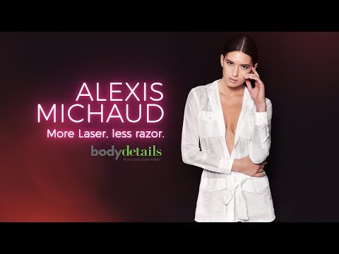 Laser Hair Removal Brazilian - It's Awesome! | Alexis Michaud | Body Details