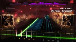 Rocksmith 2014 - Mil Horas - Enanitos Verdes (Lead)