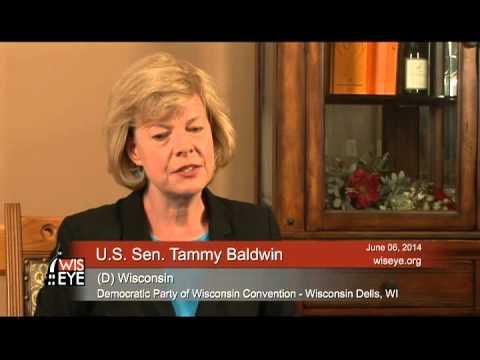 Newsmakers: U.S. Sen. Tammy Baldwin