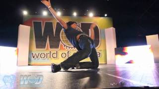 Robert Muraine | Mr Fantastic @ World Of Dance San Diego 2010 (YAK Films Footage)