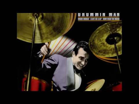 Gene Krupa & His Orchestra- Drummin´Man (1983) (Full Album)