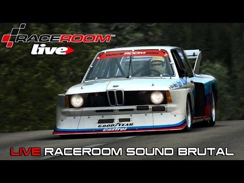 RaceRoom Live - Sound Brutal