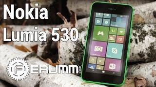 Nokia Lumia 530 Dual SIM обзор и особенности смартфона. Все плюсы и минусы Lumia 530 от FERUMM.COM