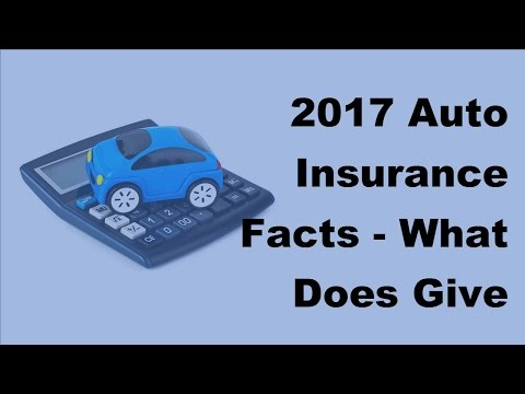 2017 Auto Insurance Facts |  What Does Give Indemnity Mean in Insurance