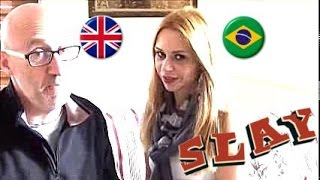 English Portuguese Language Challenge