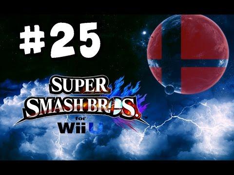 Super Smash Bros Wii U Online Game Part 25