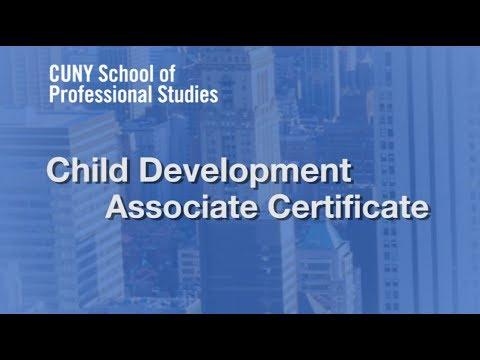 Information Session Webinar: Child Development Associate Certificate