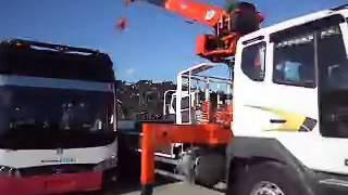 Daewoo Ultra Novus 2012, 8.5 t.  Kanglim KS 1256  # 59000$ FOB KOREA #