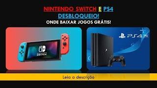 Onde baixar jogos de Switch e PS4 grátis | Geekmedia