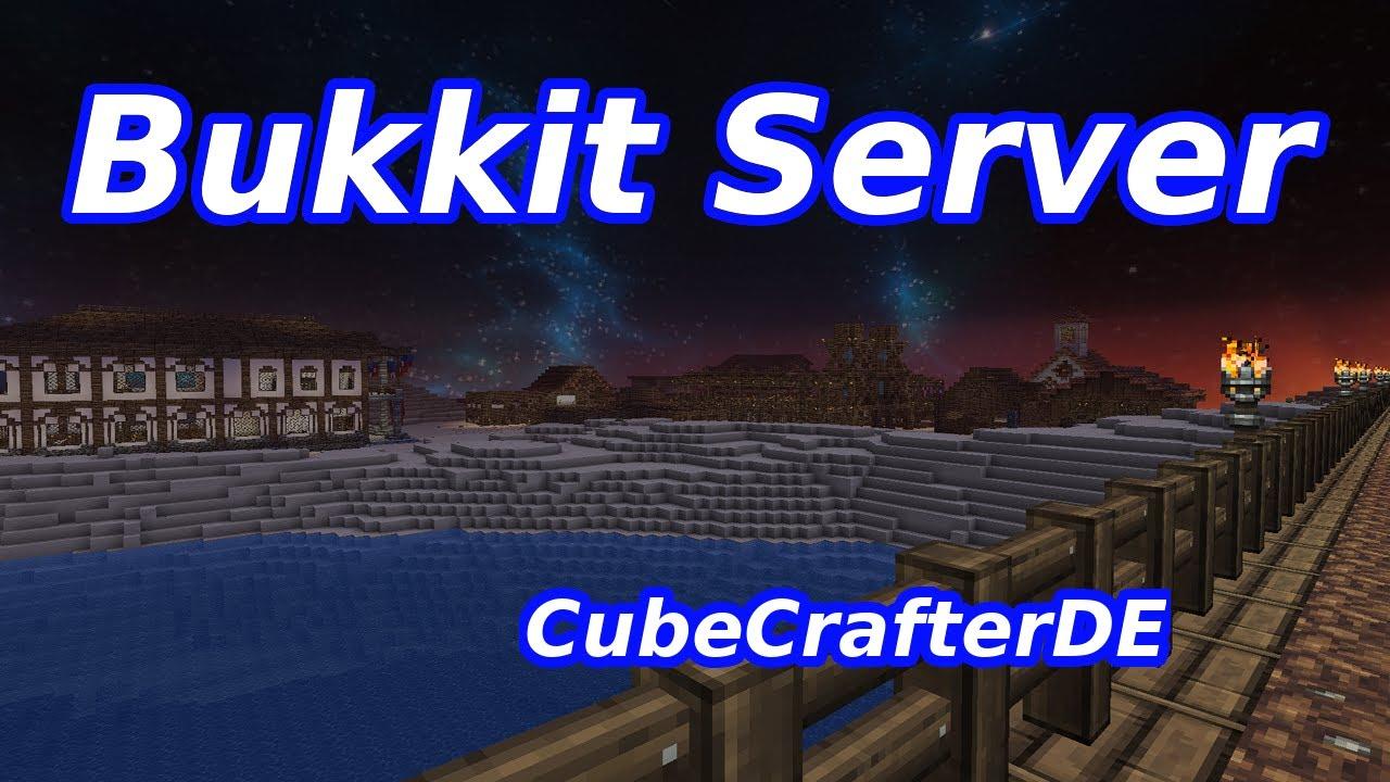 Minecraft Bukkit Server Erstellen Mac OHNE HAMACHI - Minecraft server erstellen 1 8 mac