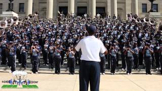 Sonic Boom Performs At The Mississippi State Capitol (Full Performance) 2015