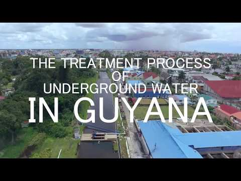 WATER TREATMENT PROCESS IN GUYANA