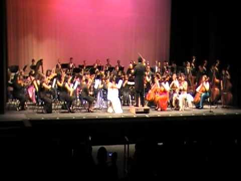 """Afro-American"" Symphony No. 1 (Full)- SDSCPA Symphony Orchestra"
