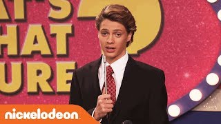 Valentine's Day is here! Enjoy this treat from Nickelodeon's Not So Valentine's Special featuring Henry Danger's cast Jace Norman and Riele Downs, and also ...