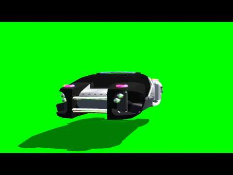 Total Recall Police Car - green screen - free use from YouTube · Duration:  51 seconds