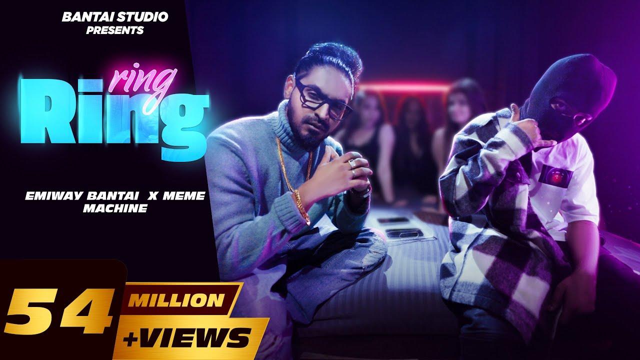 EMIWAY - RING RING ft. MEME MACHINE (OFFICIAL MUSIC VIDEO)