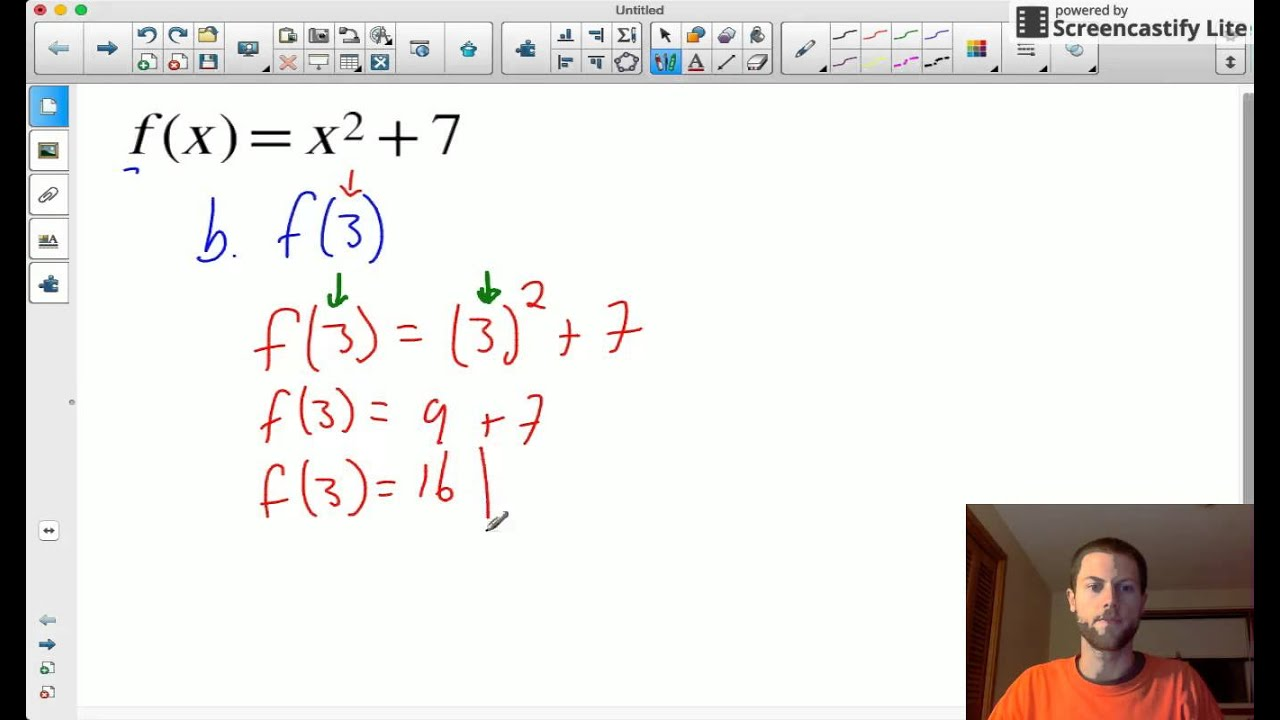 Function Notation Worksheet 1b YouTube – Function Notation Practice Worksheet