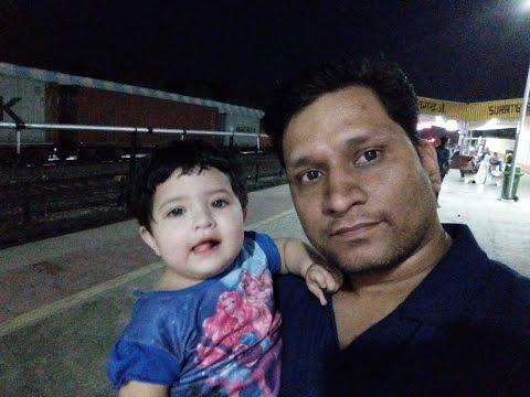 [Vlog - Vacation] #04 Day 4 Suratgarh -Jaipur Bus-Train Journey, Jaipur ki Hawa (Shot by Gionee S6)