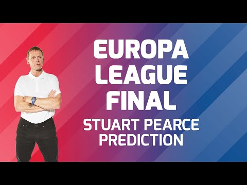 EUROPA LEAGUE FINAL 🏆 - Stuart Pearce previews Chelsea v Arsenal