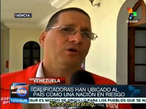 Venezuela rejects US Congress decision to impose sanctions