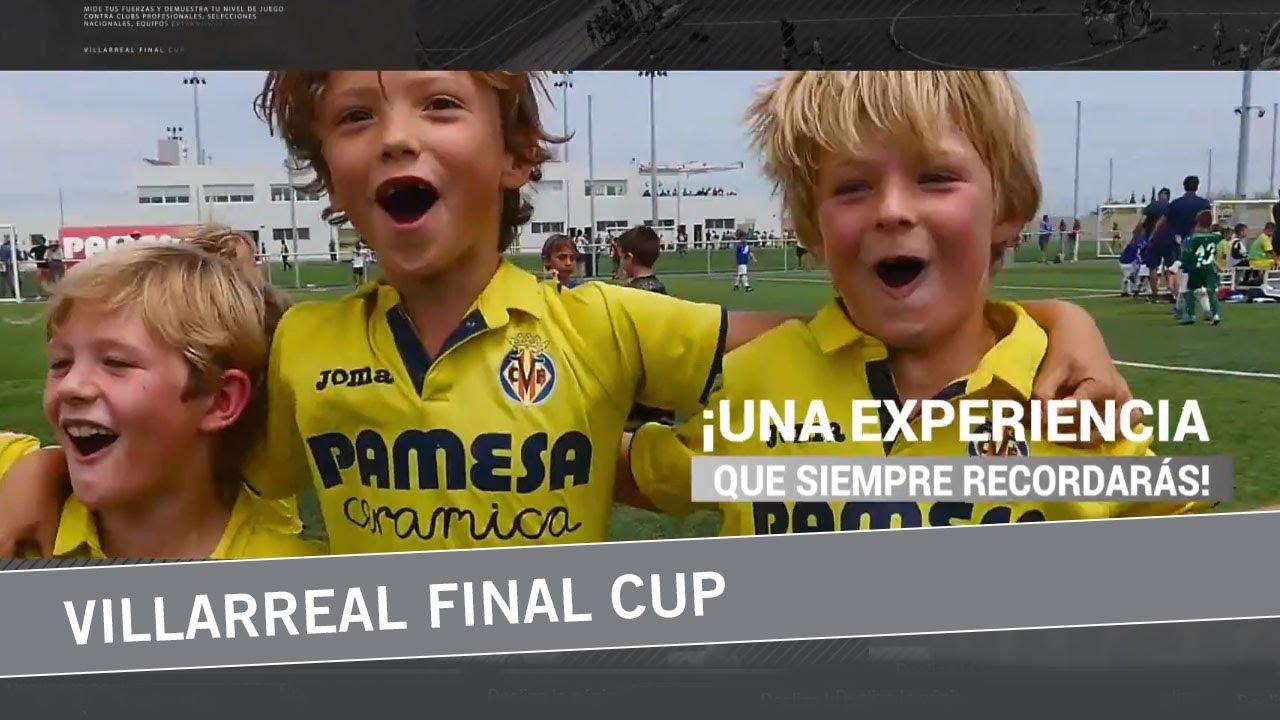 Villarreal Final Cup | Promocional 2018