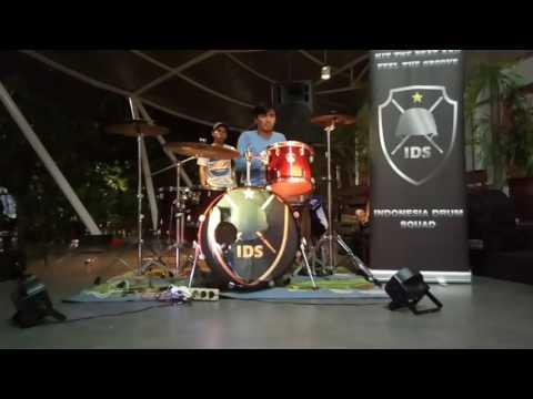 Pagi yang menakjubkan - sheila on 7 drum cover
