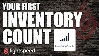 Your first inventory count in lightspeed pos - best way to transfer from another system