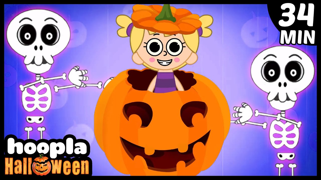 Halloween Songs Special | Halloween Its Halloween and more | Spooky Season | Hoopla Halloween