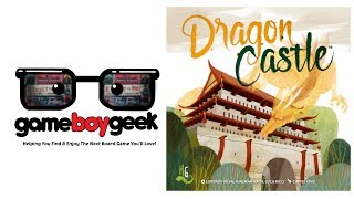 Dragon Castle Sneak Peek (Prelude) & Mini Review with the Game Boy Geek