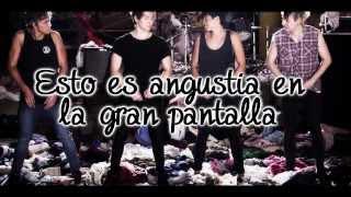 Repeat youtube video 5 Seconds of Summer - Heartache On The Big Screen ||Traducida al Español||