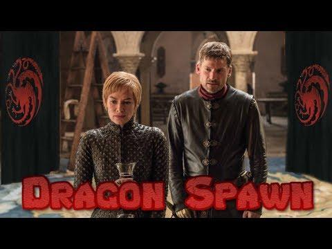 Jamie and Cersei | Targaryen Twins | Game of Thrones Season 7 Theory | GrayArea DNA