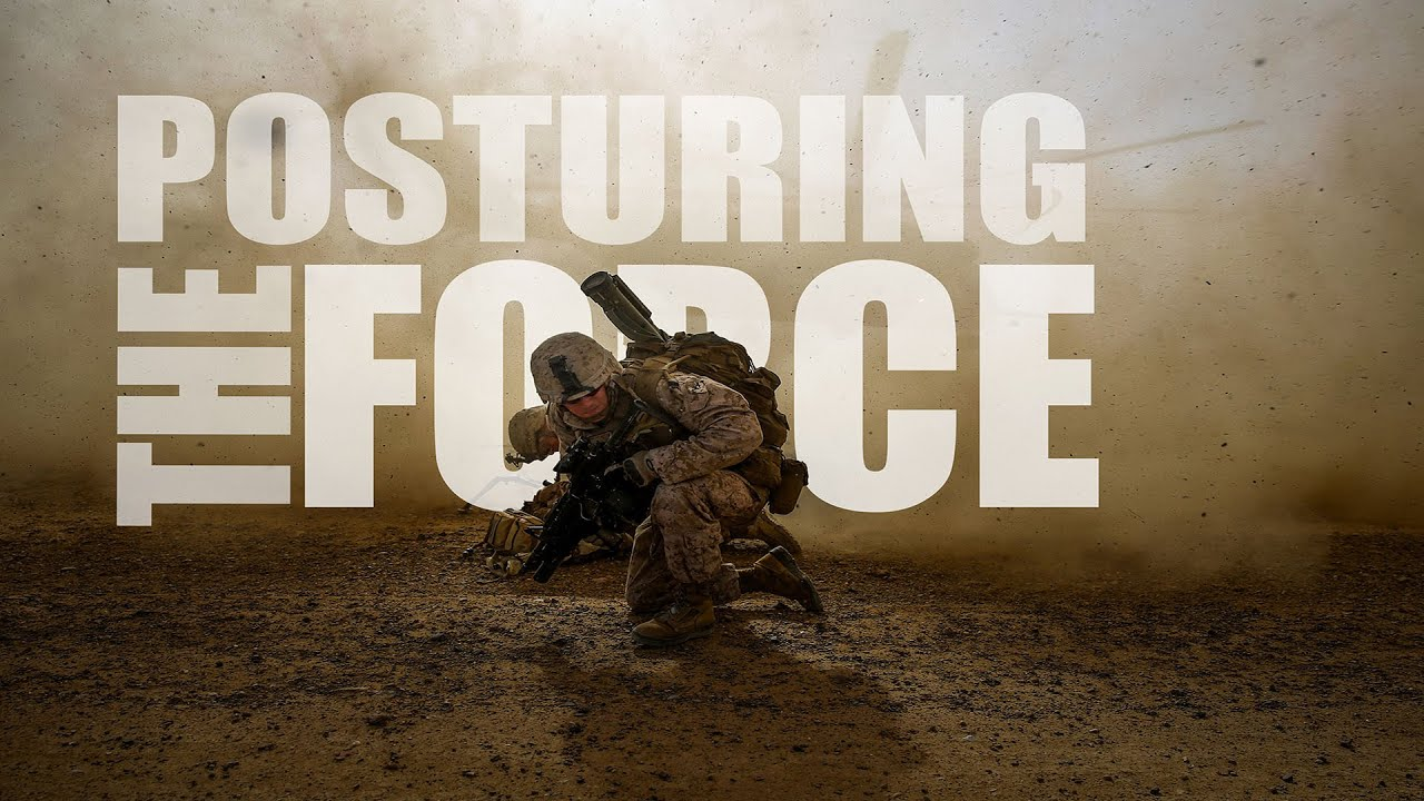 State of the Corps   Posturing for the Future