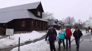 Свято-покровский женский монастырь в Суздале(Видео подготовлено компанией
