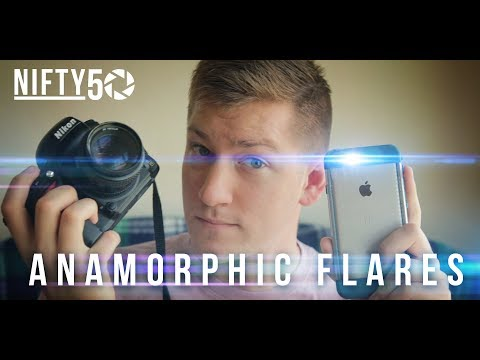 How to create Anamorphic Lens Flares In-Camera (Nifty50)
