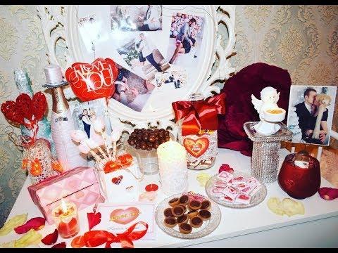 Идея для романтического вечера дома♥