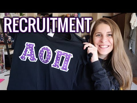 FORMAL vs INFORMAL Sorority Recruitment! Which Rush Style Fits You?