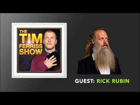 Rick Rubin Interview (Full Episode) | The Tim Ferriss Show (Podcast)