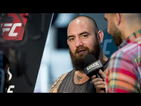 Travis Browne Explains How He Caught Kids Who Robbed His Home - MMA Fighting