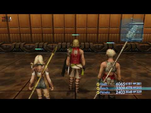 Final Fantasy XII: The Zodiac Age - How to get through Draklor Laboratories
