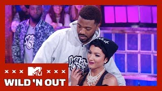 Ray J Rubs it in Chico's Face That He 'Hit It First' | Wild 'N Out | #BreakingUpIsHardToDo