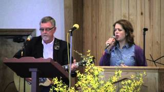 First Presbyterian, Tony Burriss and Jennifer Weems   The Heart of Worship, 2014 Teapot Church Conce