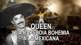 Queen y la rapsodia bohemia a la mexicana