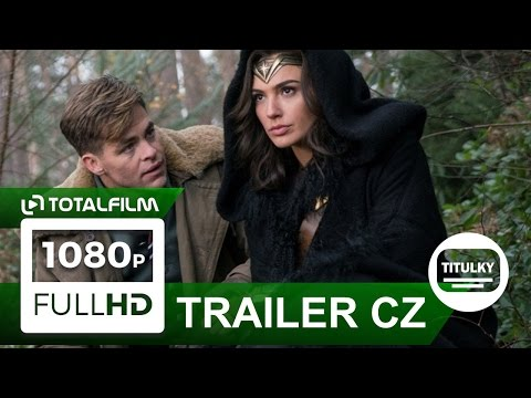 Wonder Woman (2017) CZ HD Origin trailer