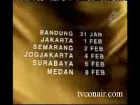 Iklan Dji Sam Soe (versi jazz world wide tour)